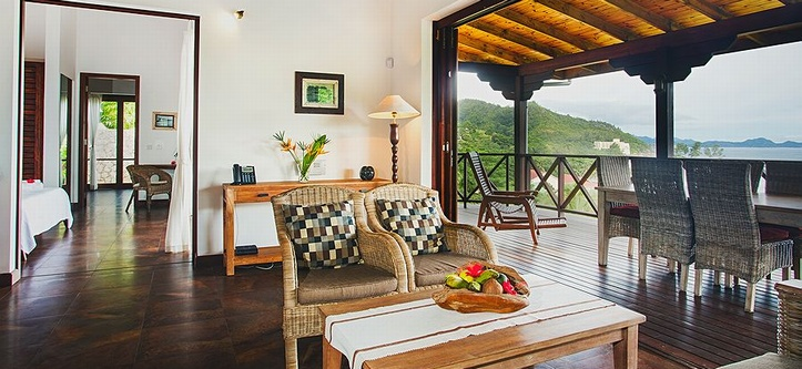 Seychelles hotel booking through seychelles european for Villa jardin seychelles