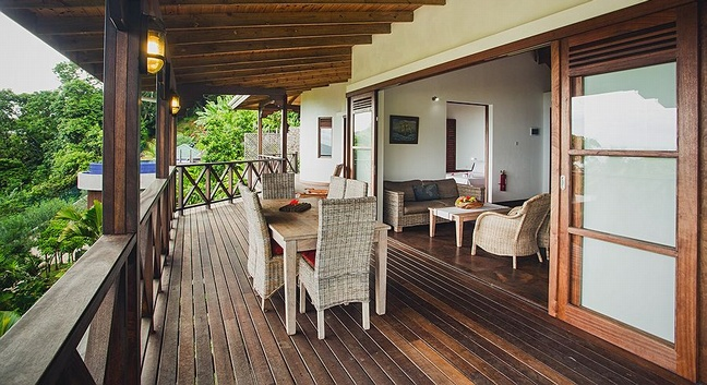 Seychelles hotel booking through seychelles european for Villa de jardin mahe seychelles