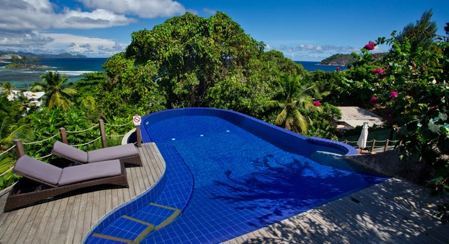 Seychelles hotel booking through seychelles european for Villa de jardin seychelles